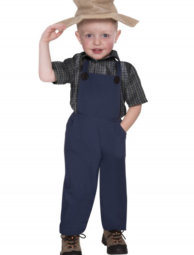 Toddler Farmer Costume, halloween costume (Toddler Farmer Costume)