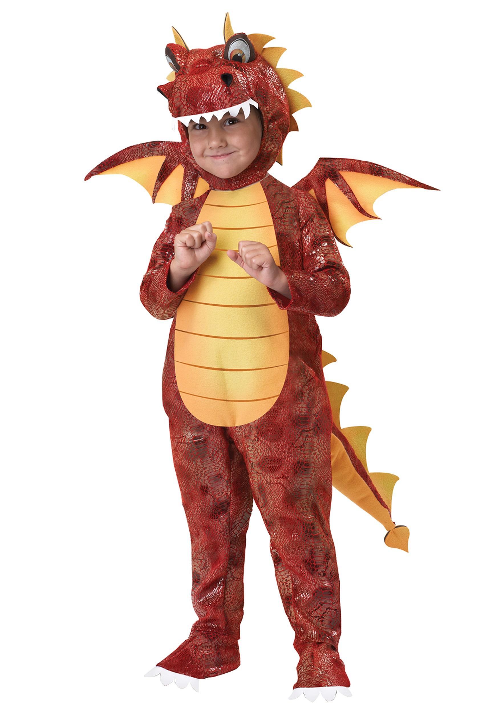 Делаем новогодний костюм дракона своими руками