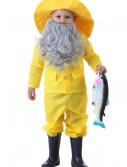 Toddler Fisherman Costume, halloween costume (Toddler Fisherman Costume)