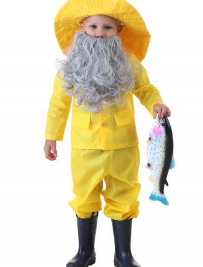 Toddler Fisherman Costume, halloween costume (Toddler Fisherman Costume)