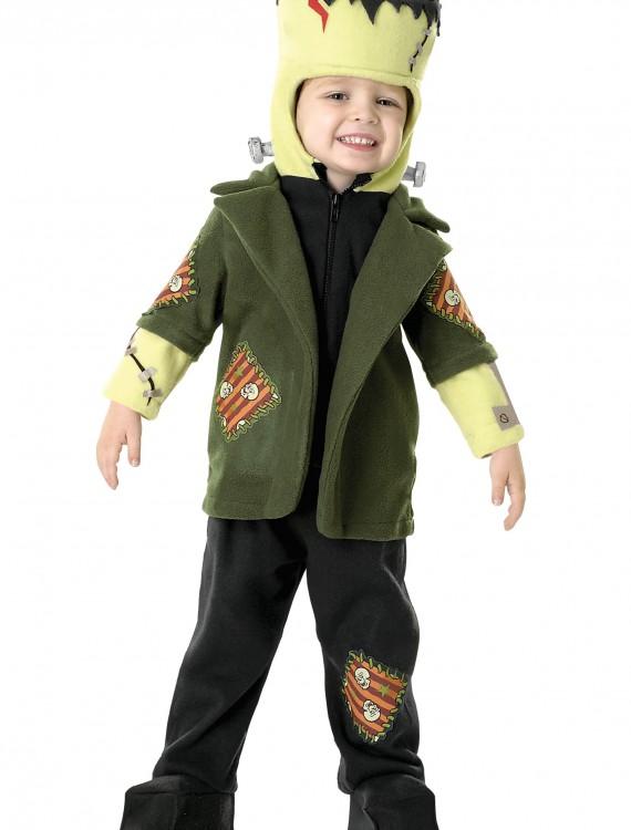 Toddler Frankenstein Costume, halloween costume (Toddler Frankenstein Costume)