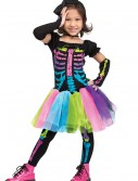 Toddler Funky Punky Bones Costume, halloween costume (Toddler Funky Punky Bones Costume)