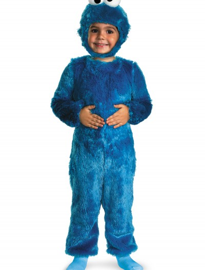 Toddler Furry Cookie Monster Costume, halloween costume (Toddler Furry Cookie Monster Costume)