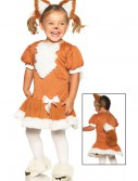 Toddler Furry Fox Costume, halloween costume (Toddler Furry Fox Costume)