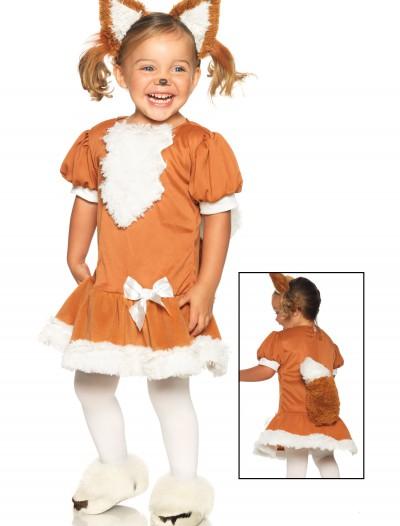Toddler Furry Fox Costume, halloween costume (Toddler Furry Fox Costume)