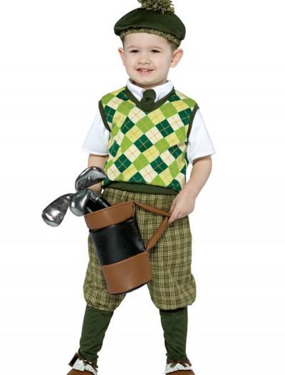 Toddler Future Golfer Costume, halloween costume (Toddler Future Golfer Costume)