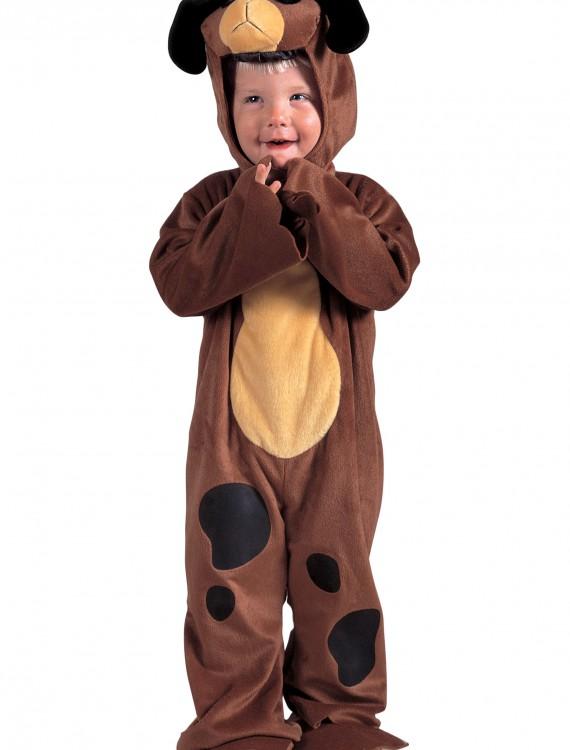 Toddler Fuzzy Lil Puppy Costume, halloween costume (Toddler Fuzzy Lil Puppy Costume)