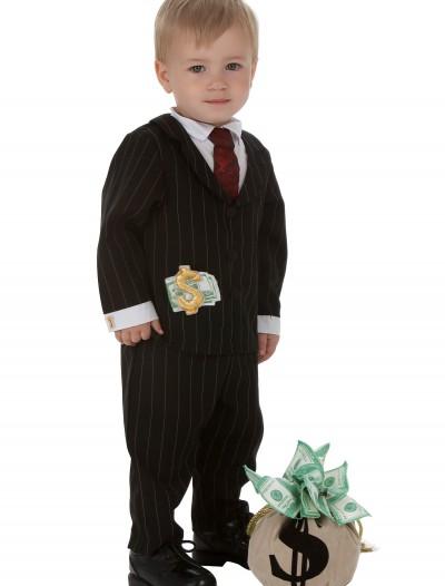 Toddler Gangster Costume, halloween costume (Toddler Gangster Costume)