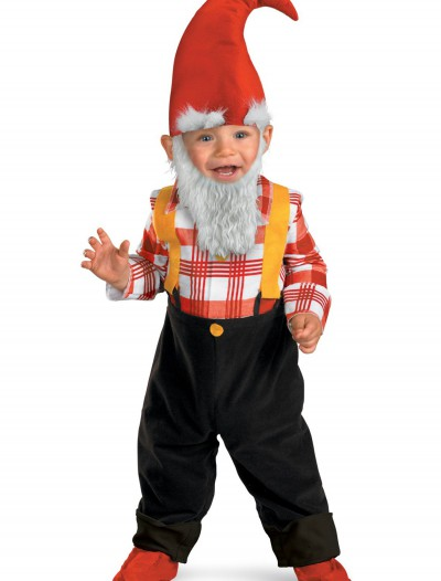 Toddler Garden Gnome Costume, halloween costume (Toddler Garden Gnome Costume)
