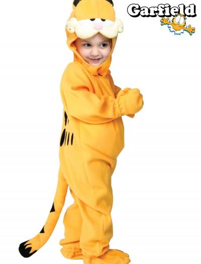Toddler Garfield Costume, halloween costume (Toddler Garfield Costume)