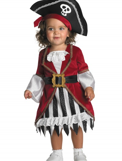 Toddler Girl Pirate Costume, halloween costume (Toddler Girl Pirate Costume)