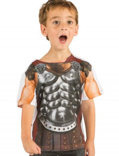 Toddler Gladiator Costume T-Shirt, halloween costume (Toddler Gladiator Costume T-Shirt)