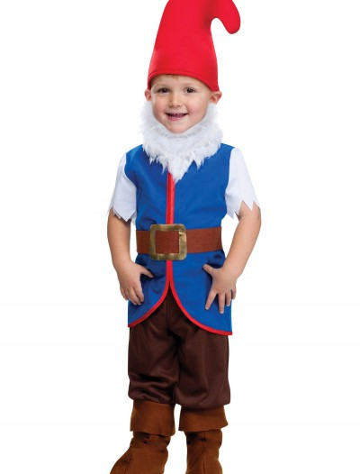 Toddler Gnome Boy Costume, halloween costume (Toddler Gnome Boy Costume)