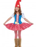 Toddler Gnome Girl Costume, halloween costume (Toddler Gnome Girl Costume)