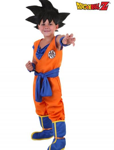 Toddler Goku Costume, halloween costume (Toddler Goku Costume)