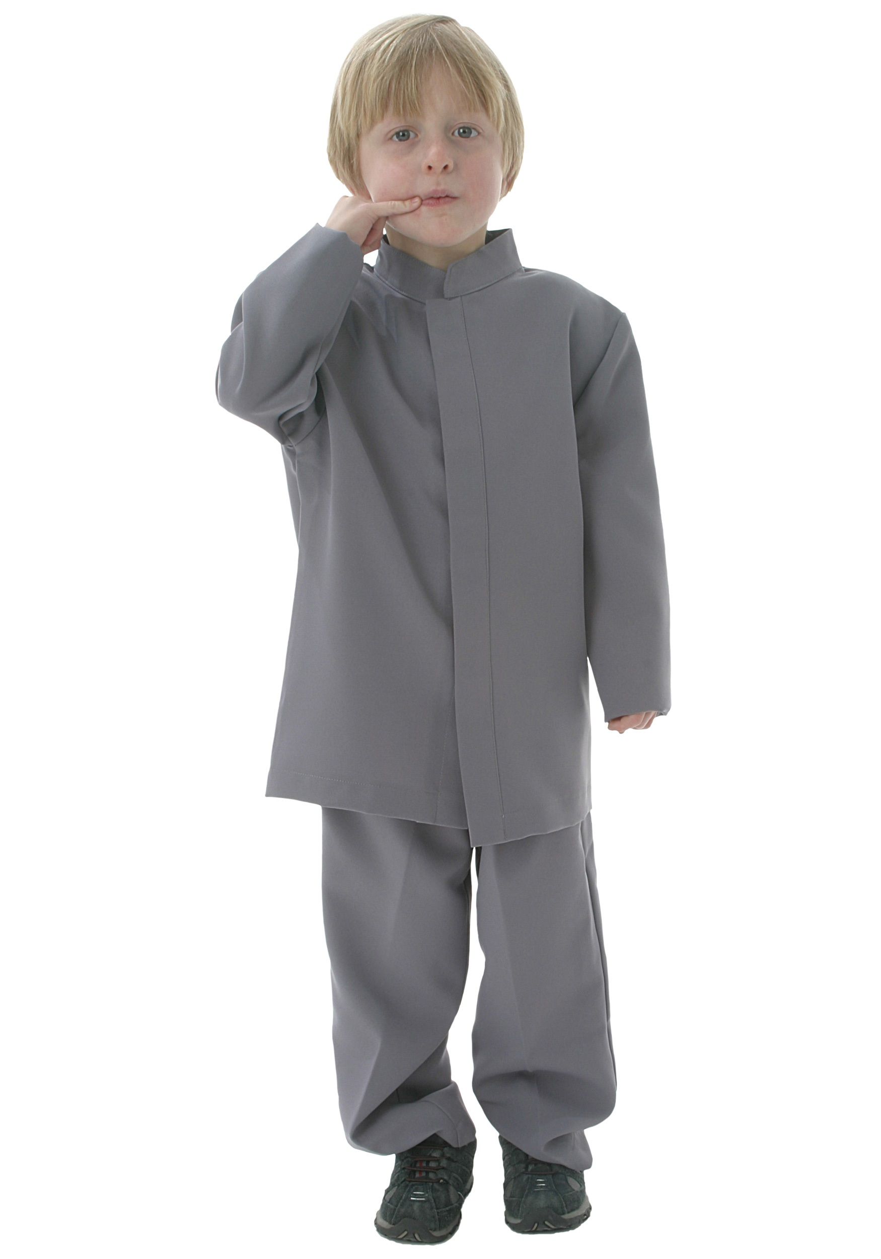 Toddler Grey Suit Costume  sc 1 st  Halloween Costumes : austin powers halloween costume  - Germanpascual.Com