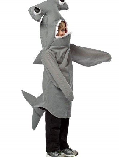 Toddler Hammerhead Shark Costume, halloween costume (Toddler Hammerhead Shark Costume)