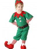 Toddler Happy Christmas Elf Costume, halloween costume (Toddler Happy Christmas Elf Costume)