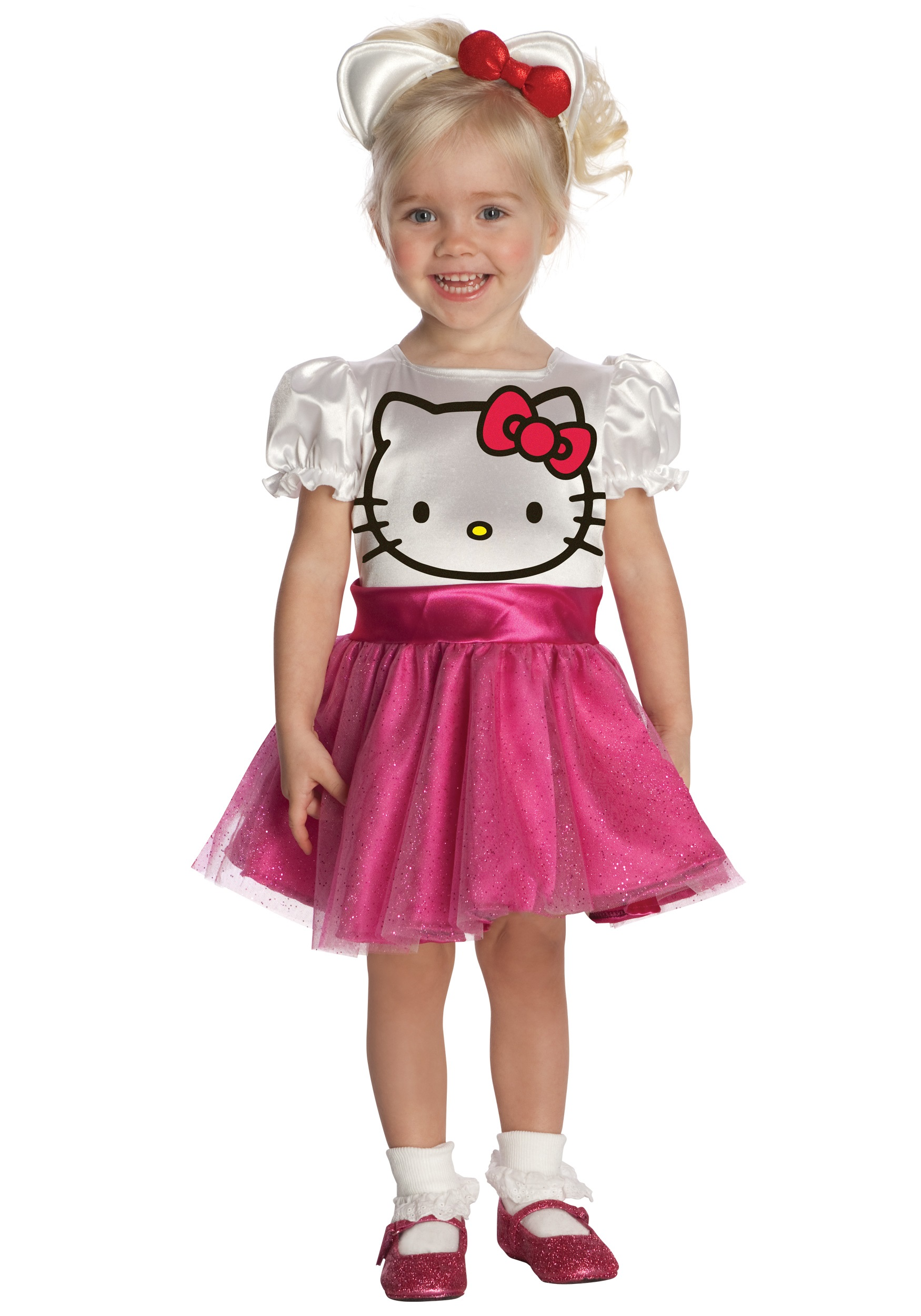 2c3e0565b00 Toddler Hello Kitty Costume