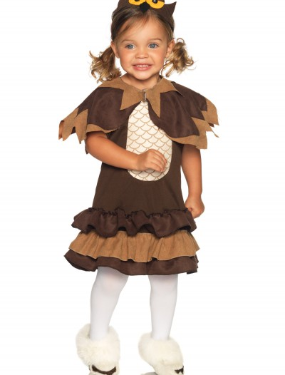 Toddler Hoot Owl Costume, halloween costume (Toddler Hoot Owl Costume)