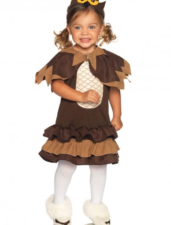 Toddler Hoot Owl Costume, halloween costume (Toddler Hoot Owl Costume)