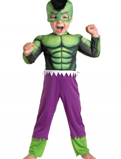 Toddler Hulk Muscle Costume, halloween costume (Toddler Hulk Muscle Costume)