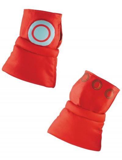 Toddler Iron Man Gloves, halloween costume (Toddler Iron Man Gloves)