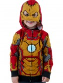 Toddler Iron Man Mark 42 Hoodie, halloween costume (Toddler Iron Man Mark 42 Hoodie)