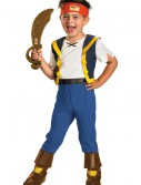 Toddler Jake Never Land Pirate Costume, halloween costume (Toddler Jake Never Land Pirate Costume)