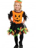 Toddler Jilly O'Jack Pumpkin Costume, halloween costume (Toddler Jilly O'Jack Pumpkin Costume)