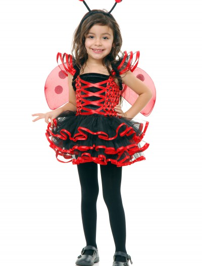 Toddler Lady Bug Cutie Costume, halloween costume (Toddler Lady Bug Cutie Costume)