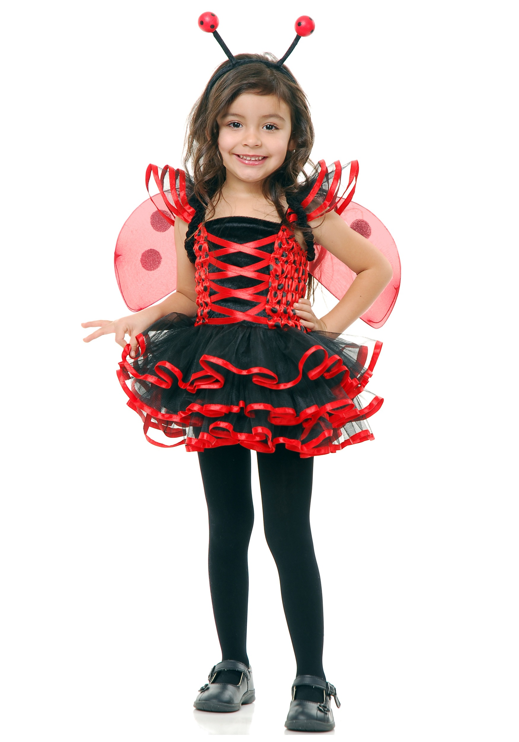 Toddler Lady Bug Cutie Costume  sc 1 st  Halloween Costumes : halloween costume ladybug  - Germanpascual.Com