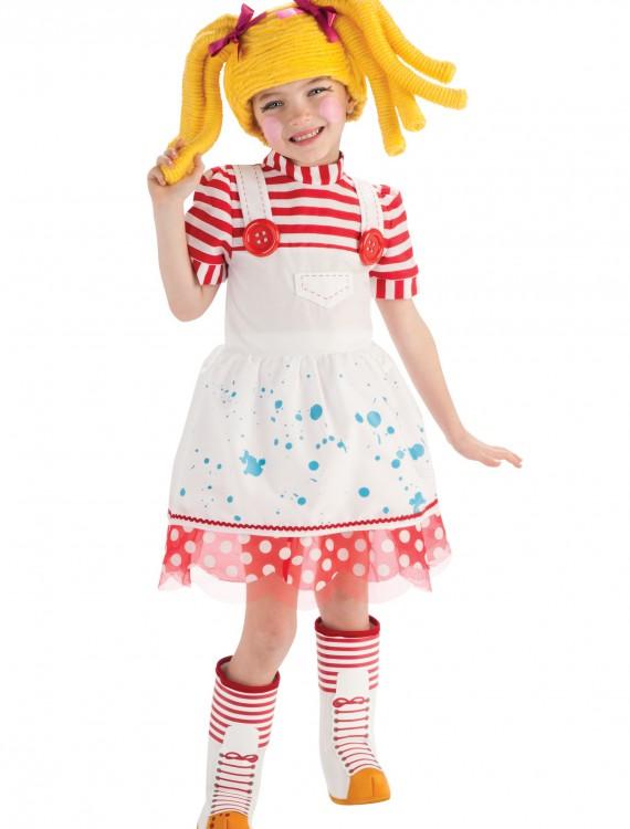 Toddler Lalaloopsy Spot Splatter Splash Costume, halloween costume (Toddler Lalaloopsy Spot Splatter Splash Costume)