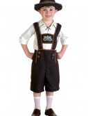 Toddler Lederhosen Boy Costume, halloween costume (Toddler Lederhosen Boy Costume)