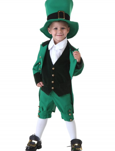 Toddler Leprechaun Costume, halloween costume (Toddler Leprechaun Costume)