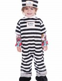 Toddler Lil Law Breaker Costume, halloween costume (Toddler Lil Law Breaker Costume)