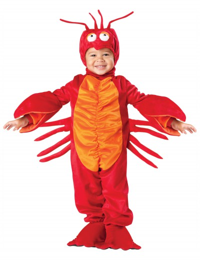 Toddler Lil Lobster Costume, halloween costume (Toddler Lil Lobster Costume)