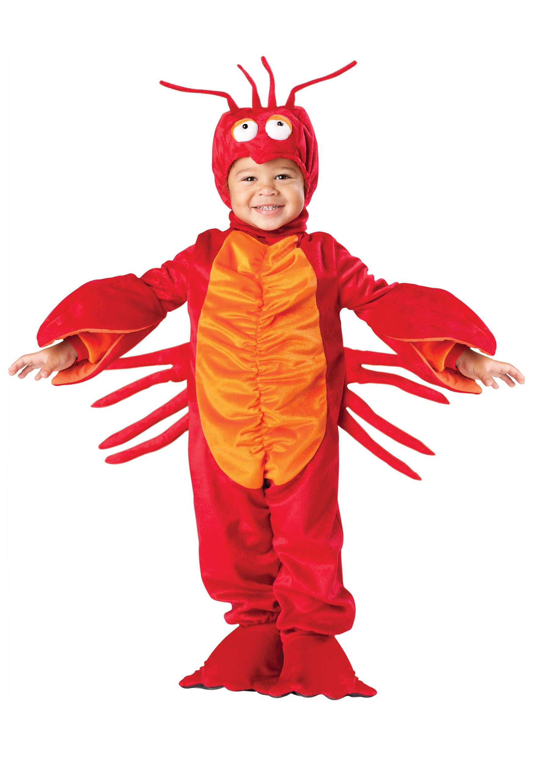 Toddler Lil Lobster Costume  sc 1 st  Halloween Costumes & Toddler Lil Lobster Costume - Halloween Costumes