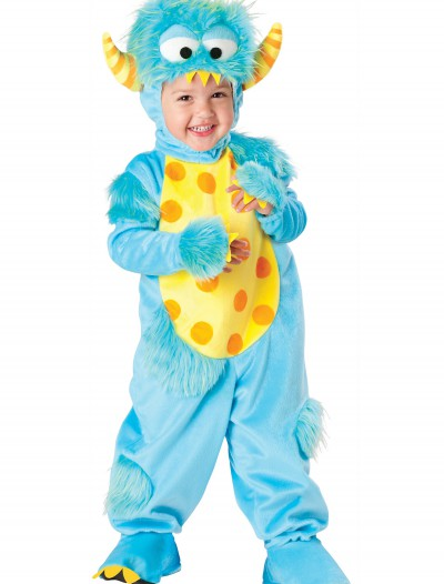 Toddler Lil Monster Costume, halloween costume (Toddler Lil Monster Costume)