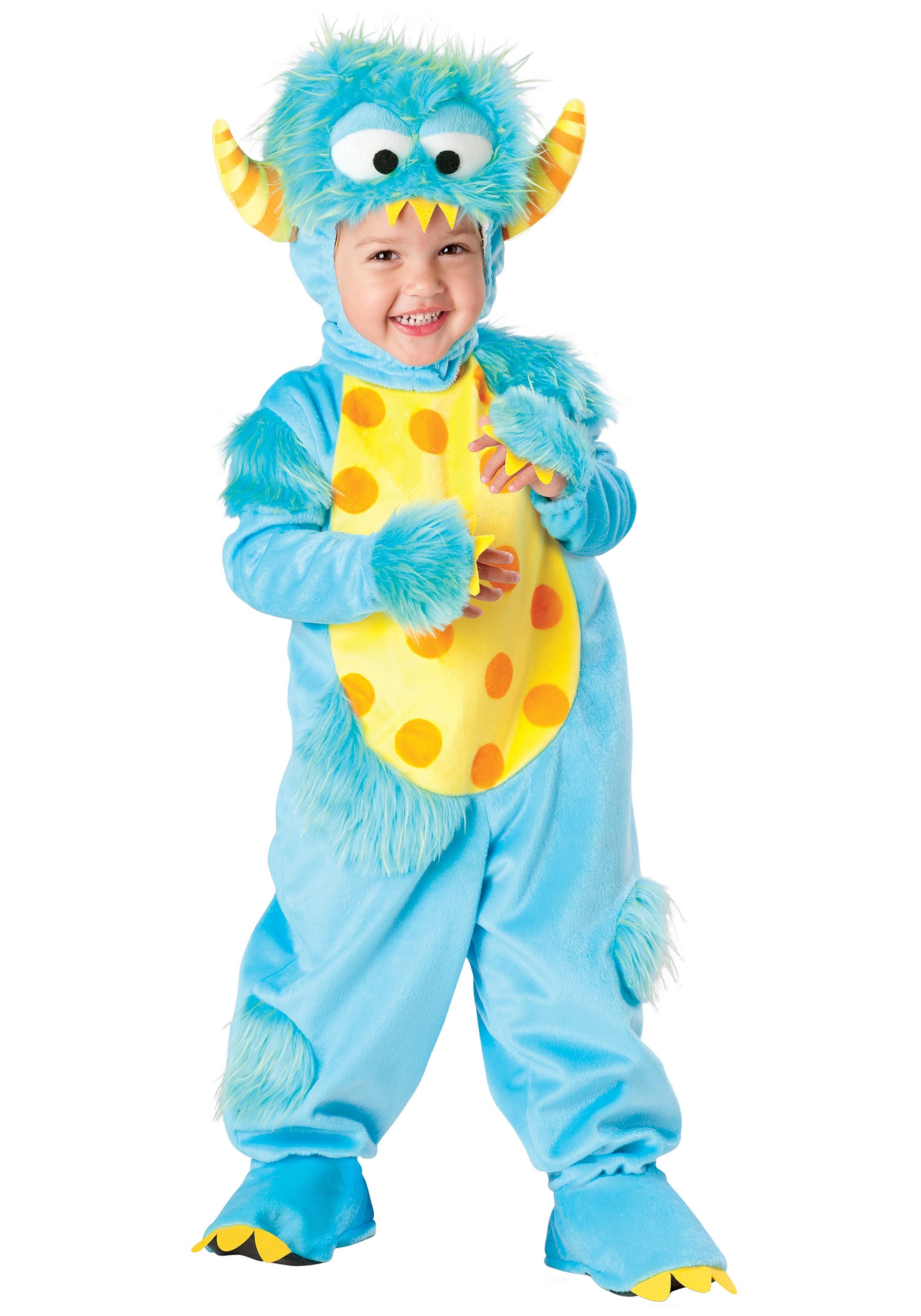 toddler lil monster costume - halloween costumes