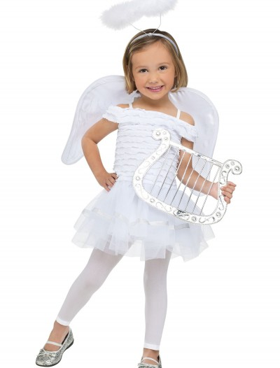 Toddler Little Angel Costume, halloween costume (Toddler Little Angel Costume)