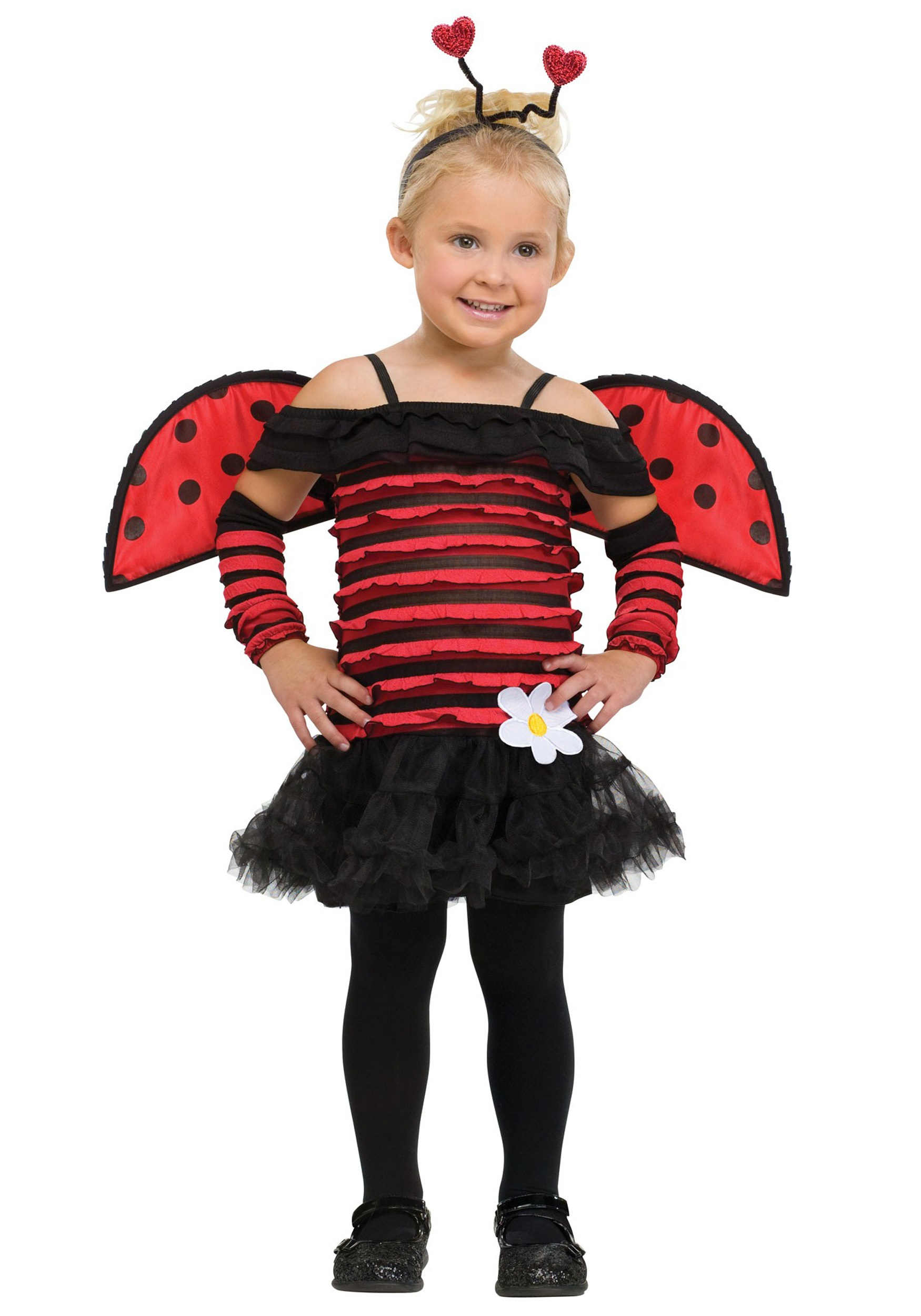 Toddler Little Lady Bug Costume  sc 1 st  Halloween Costumes & Toddler Little Lady Bug Costume - Halloween Costumes