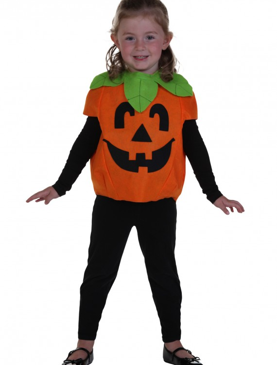 Toddler Little Pumpkin Costume, halloween costume (Toddler Little Pumpkin Costume)