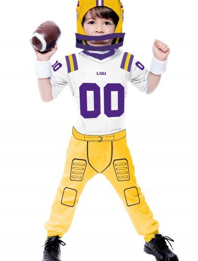 Toddler Louisiana State University Football Costume, halloween costume (Toddler Louisiana State University Football Costume)
