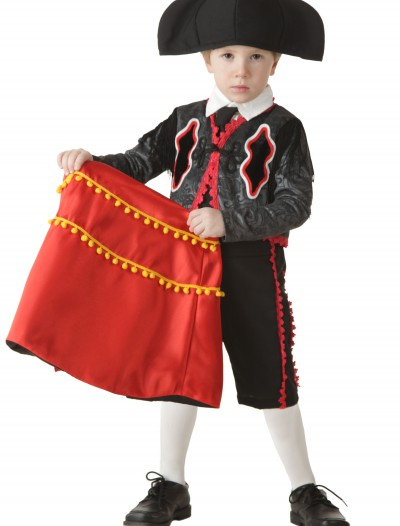Toddler Matador Costume, halloween costume (Toddler Matador Costume)