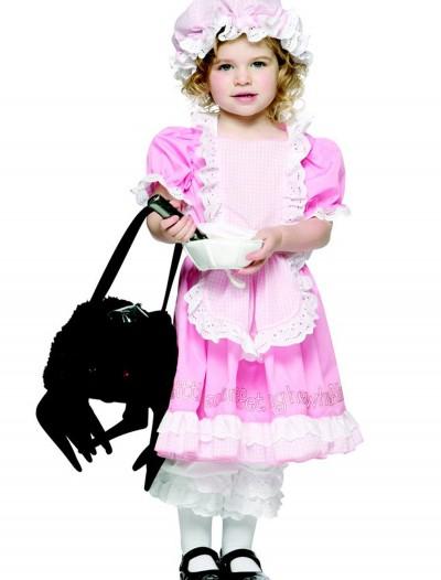 Toddler Miss Muffet Costume, halloween costume (Toddler Miss Muffet Costume)