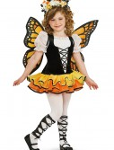 Toddler Monarch Butterfly Costume, halloween costume (Toddler Monarch Butterfly Costume)