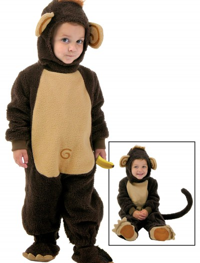 Toddler Funny Monkey Costume, halloween costume (Toddler Funny Monkey Costume)