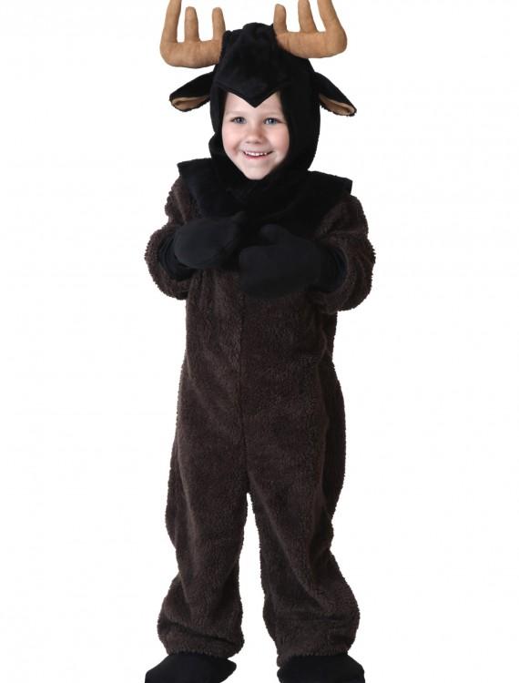 Toddler Moose Costume, halloween costume (Toddler Moose Costume)