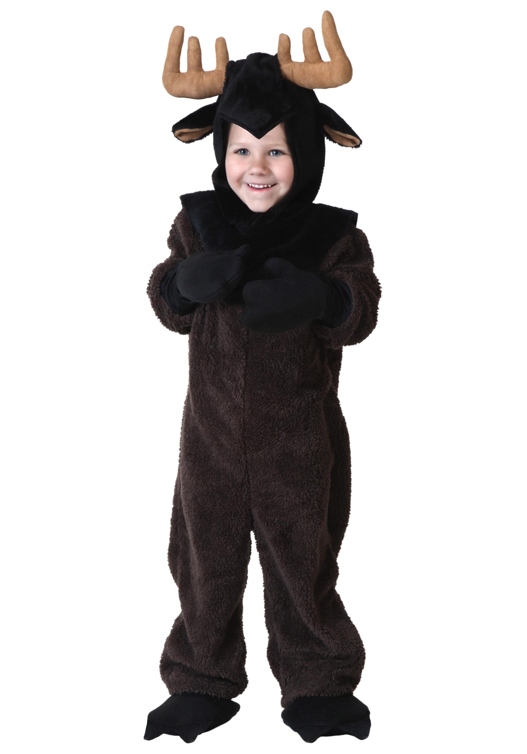 Toddler Moose Costume  sc 1 st  Halloween Costumes & Toddler Moose Costume - Halloween Costumes